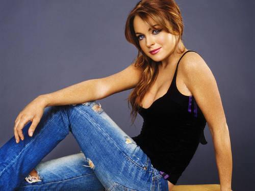 Lindsay Lohan wallpaper titled lohan