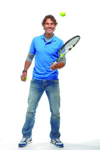 rafa jeans tennis