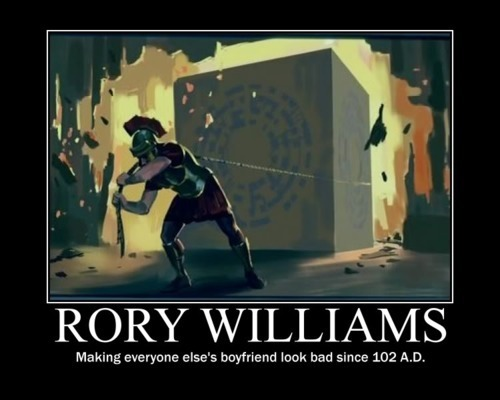Rory Williams wallpaper possibly with a sign and anime titled rory