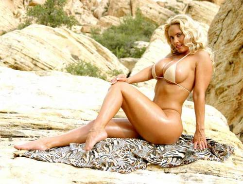 Nicole Coco Austin wallpaper probably containing a bikini and skin titled sexy babe