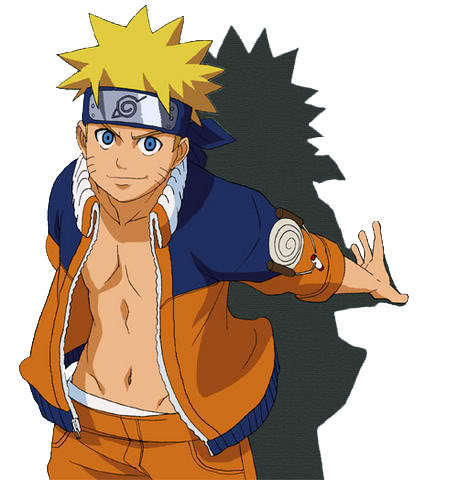 Naruto wallpaper containing anime called sexy naruto ♥
