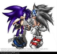 shadz and sonic