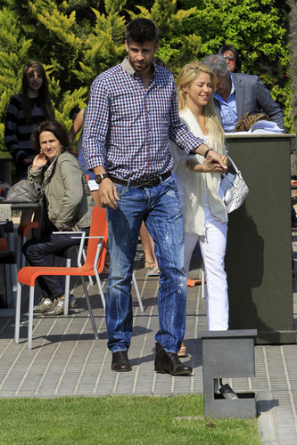 Shakira piqué 1 Jahr anniversary