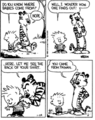 the best calvin and hobbes comic (well to me anyway)