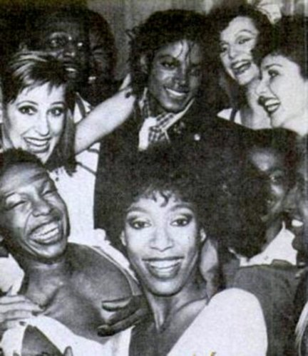 <3 MJ & The Ladies! <3