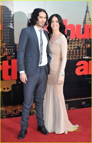 'Arthur' UK Premiere