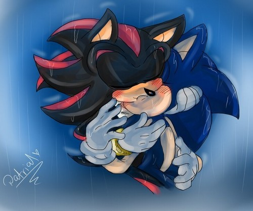 Sonadow wallpaper with anime called .:Sonadow:. ~ <3
