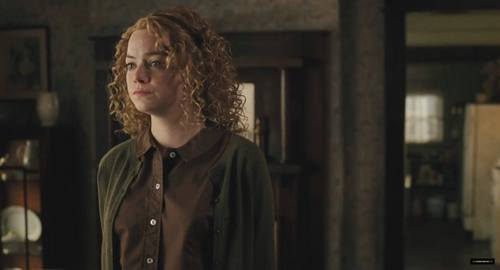 Emma Stone wallpaper titled 'The Help' trailer