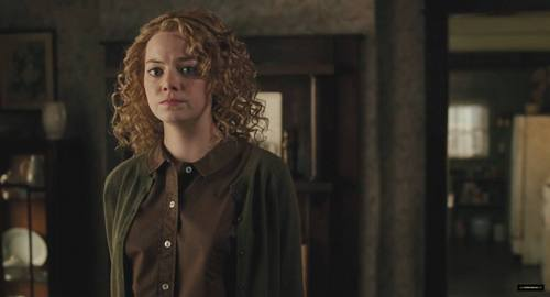 'The Help' trailer - emma-stone Screencap
