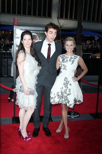 """""""Water For Elephants"""" NY Premiere [HQ]"""