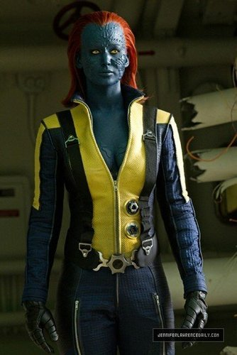 'X-Men: First Class' still - jennifer-lawrence Photo