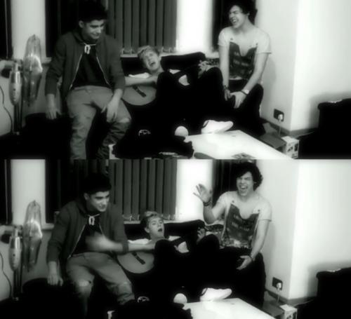 1D = Heartthrobs (Enternal amor 4 1D) Zayn, Niall & Harry! amor 1D Soo Much! 100% Real :) ♥