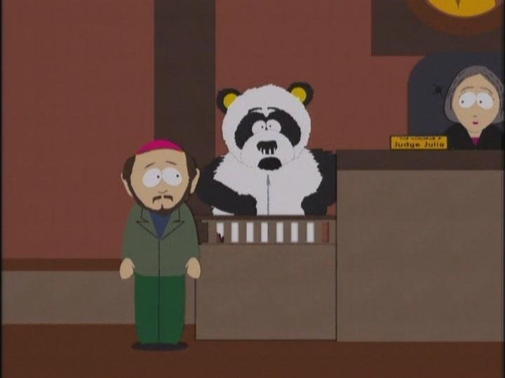 Sexual harassment panda video game