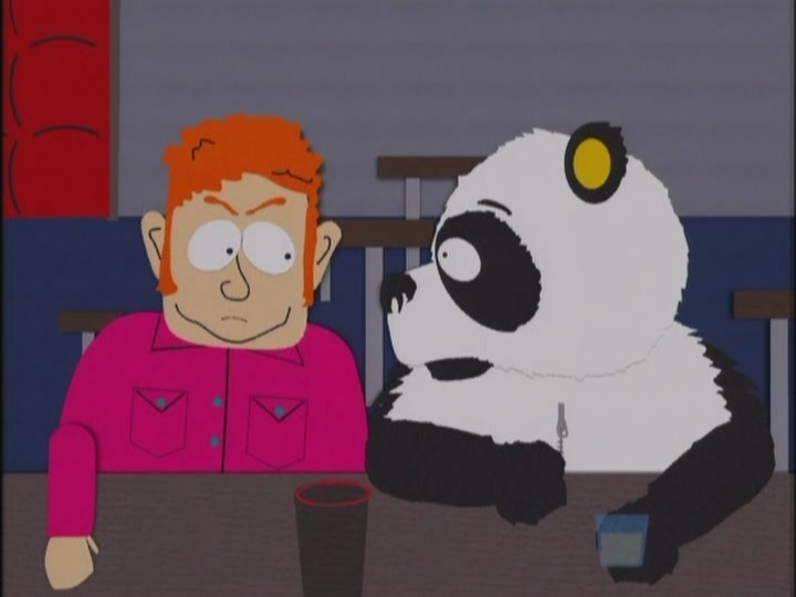 Watch south park sexual harassment panda online free