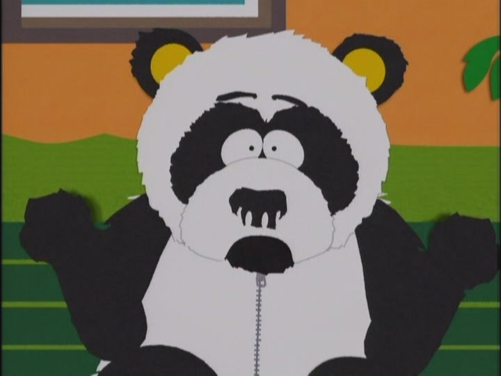 sexual harassment panda episode quotes