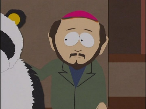 South Park Season 3 Episode 6: Sexual Harassment Panda
