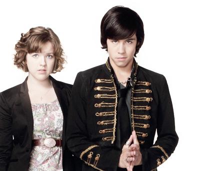 Aislinn and Munro
