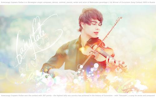 Alexander Rybak A Fairytale