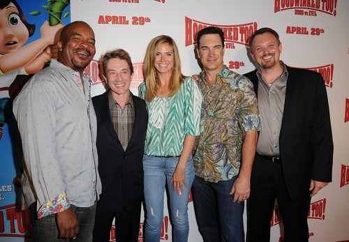 "April 16: ""Hoodwinked Too! mui xe vs. Evil""' Los Angeles Premiere"