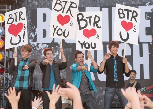 BTR loves you!