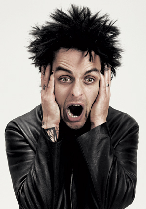Billie Joe Armstrong in Details Magazine (May 2011)