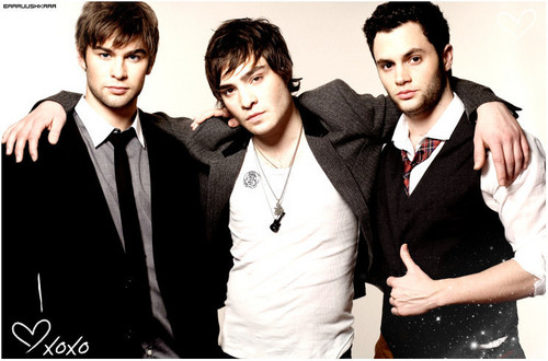 Boys of Gossip Girl
