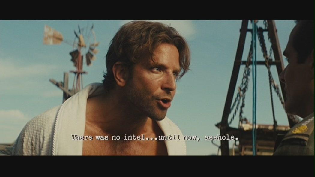"Bradley Cooper in ""The A-Team"""