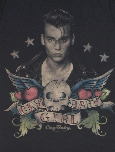 CB  - cry-baby Photo