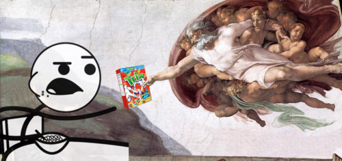Cereal Guy :D