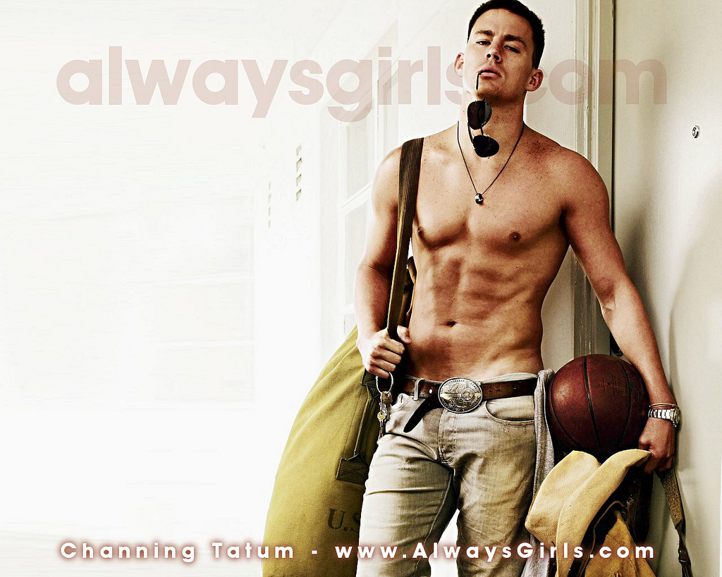 Channing Tatum Photo 21109640 Fanpop