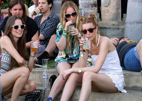 Coachella Music & Arts Festival | April 15, 2011.
