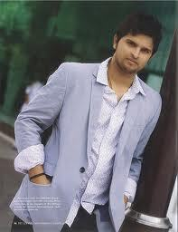 Suresh raina in suit