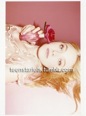 Dakota Fanning - Marc Jacobs, 'Oh Lola' Fragrance 2011