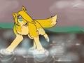 Deidara's Wolf Form