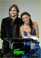 Demi Moore &amp; Ashton Kutcher: CDGA Presenters - demi-moore photo