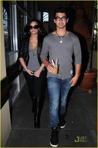 Demi and Joe