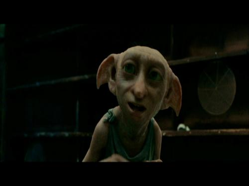 Dobby in The Deathly Hallows - dobby-the-house-elf Screencap
