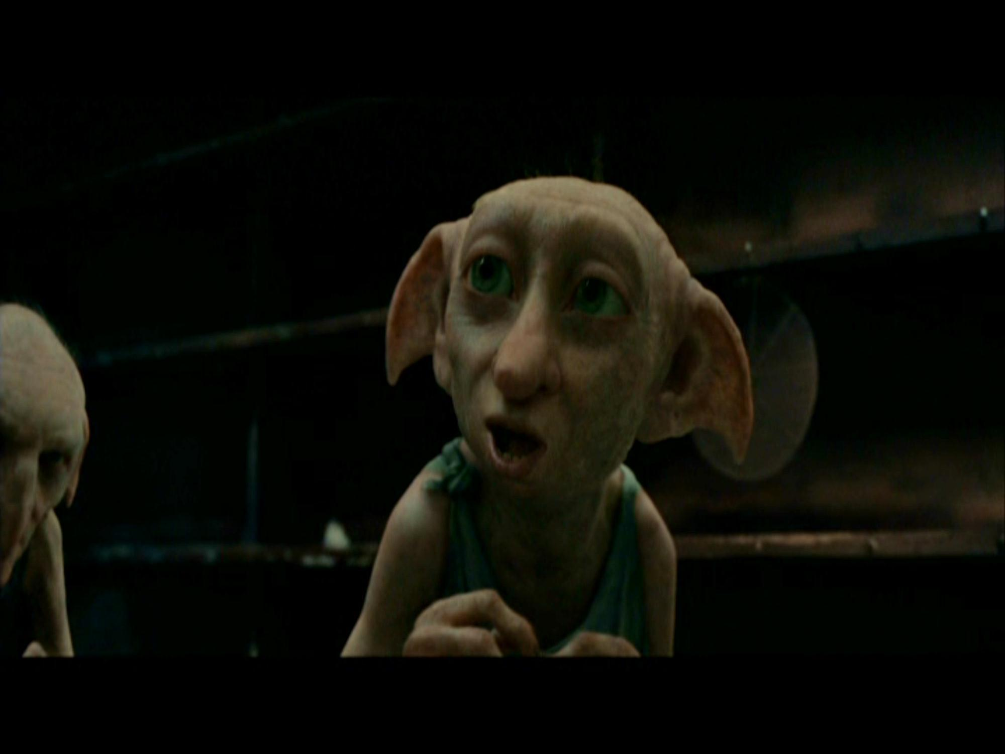 Dobby the House-Elf images Dobby in The Deathly Hallows HD ...