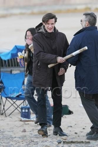Doctor Who Series 6 filming in Utah