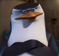 """I'm not amused."" - penguins-of-madagascar screencap"