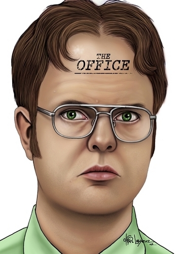 Dwight - the-office Photo