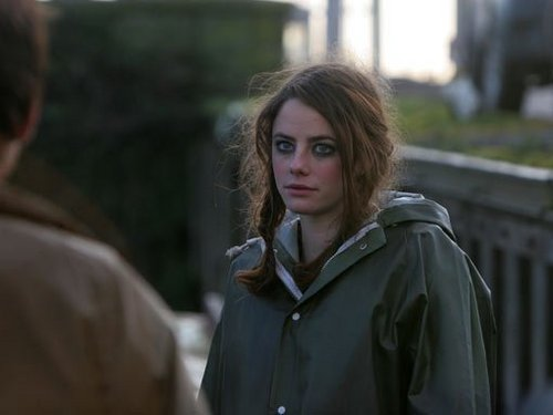 Effy Stonem 壁纸 with an overgarment titled Effy Stonem