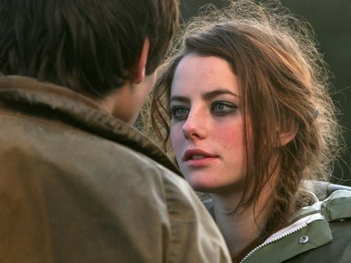 Effy Stonem fond d'écran probably with a green beret, tenue de combat, fatigues, and fatigue titled Effy Stonem