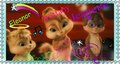 Eleanor, Brittany and Jeanette - the-chipettes photo