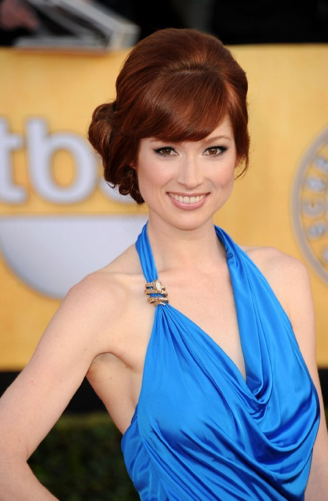 ellie kemper the office. Ellie Kemper at the SAG Awards