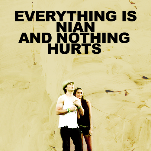 Everything is Nian and nothing hurts~