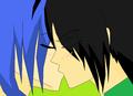 FabiaxShun kiss
