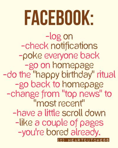 Facebook Funnies