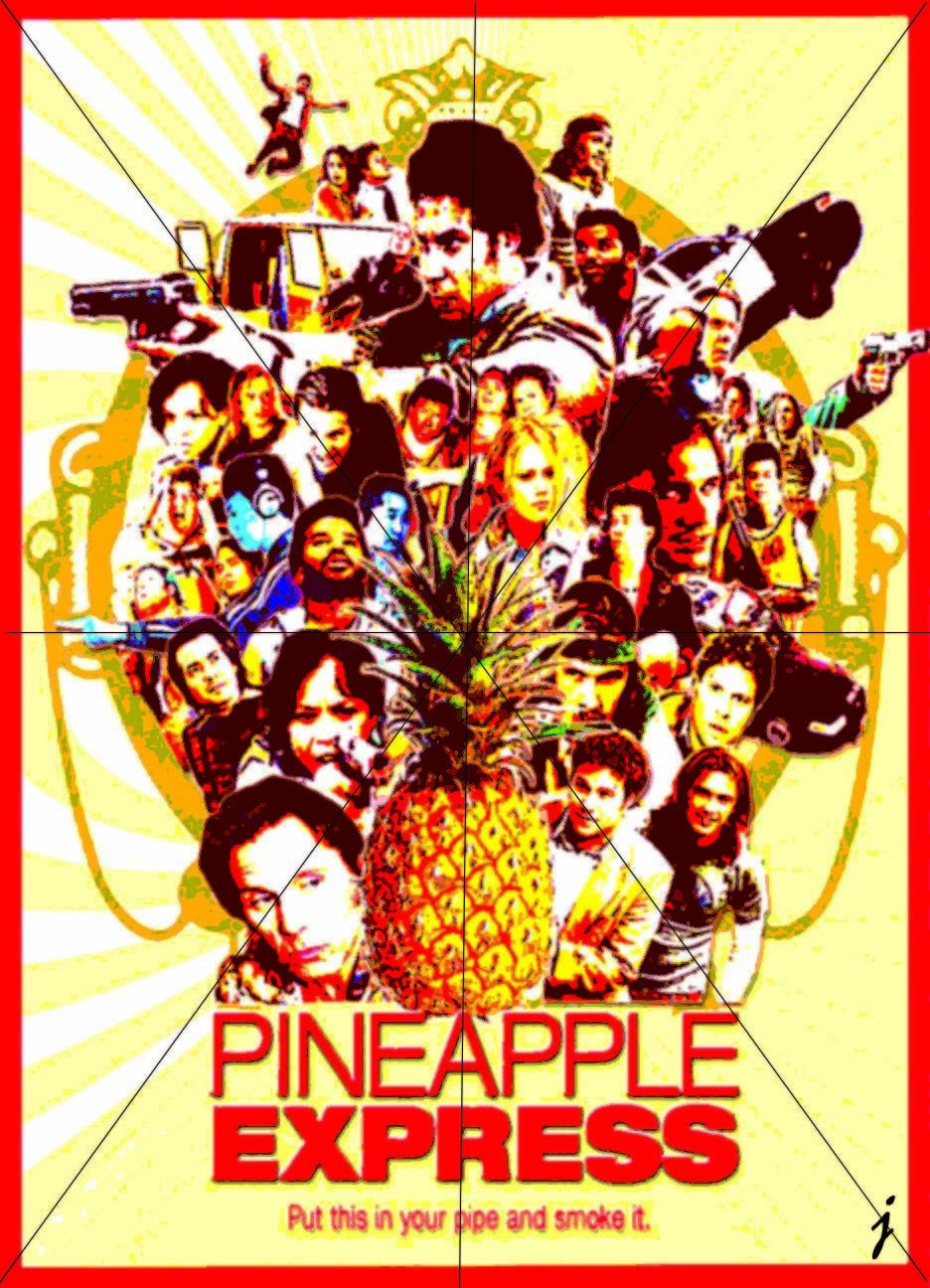 pineapple express images fan movie poster hd wallpaper