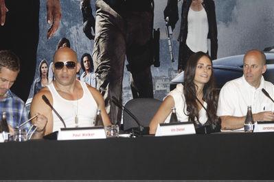 Fast Five Rio Press Conference